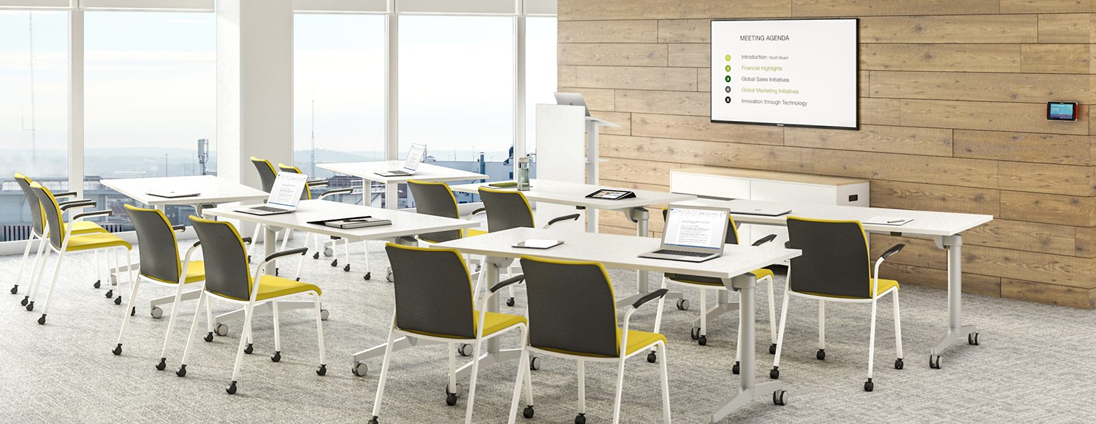 Training and Learning Workspace gallery image
