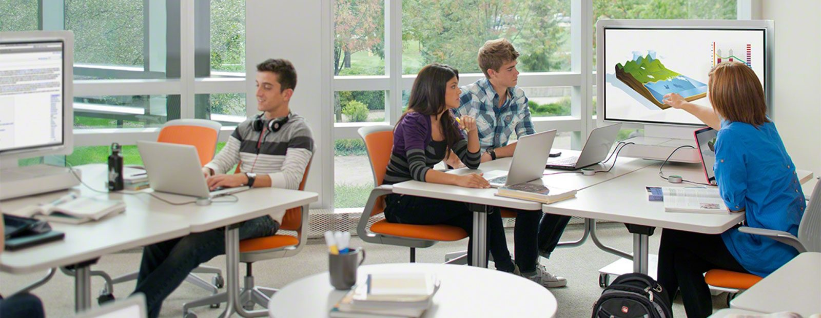 Education Spaces Workspace gallery image