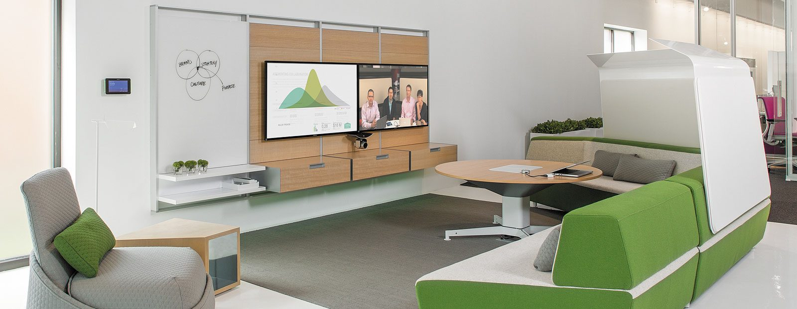 Training Spaces Workspace gallery image
