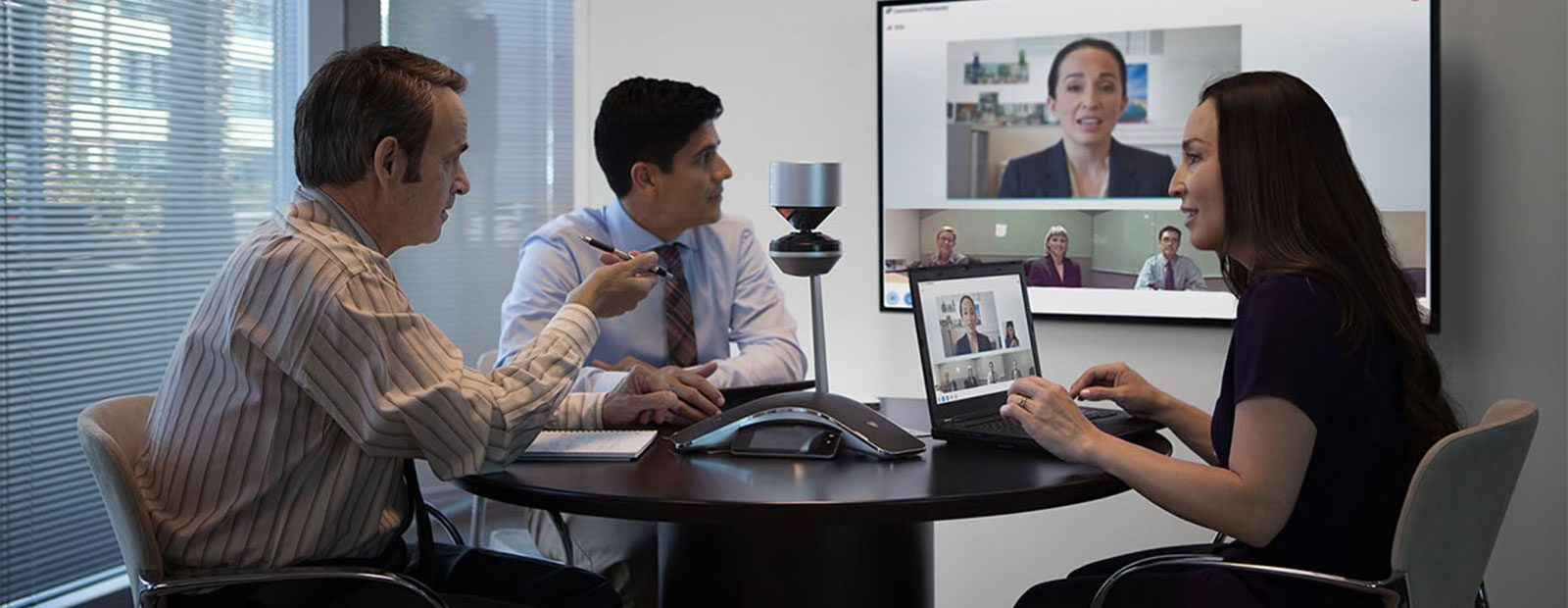 Video Conference Spaces Workspace gallery image