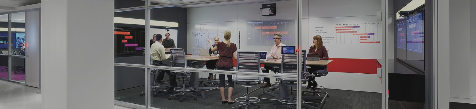 How efficient and effective is your meeting space technology? image
