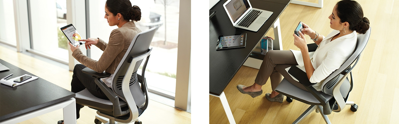 Steelcase Gesture chair is the perfect ergonomic office furniture solution
