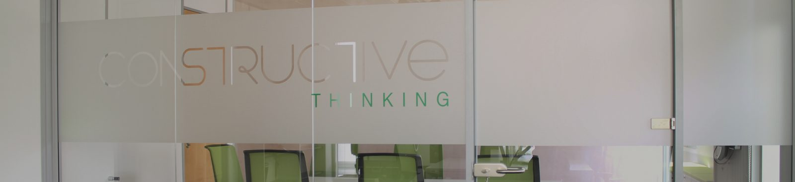 Constructive Thinking gets the full fit out service image