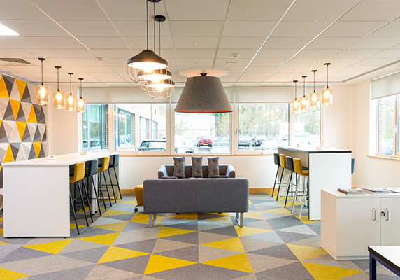 Image for Finding the right office interior design