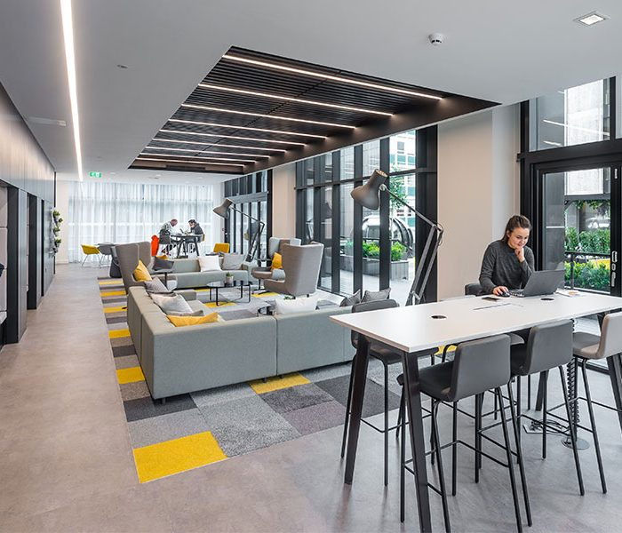 Interior innovation at the Bruntwood Neo co-working spaces Thumbnail listing image
