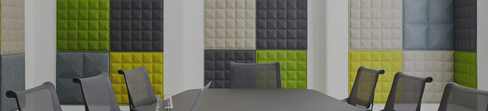 Acoustic Panels and clever noise reducing ideas image