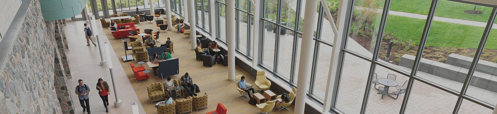 How to reduce noise in an open plan office image
