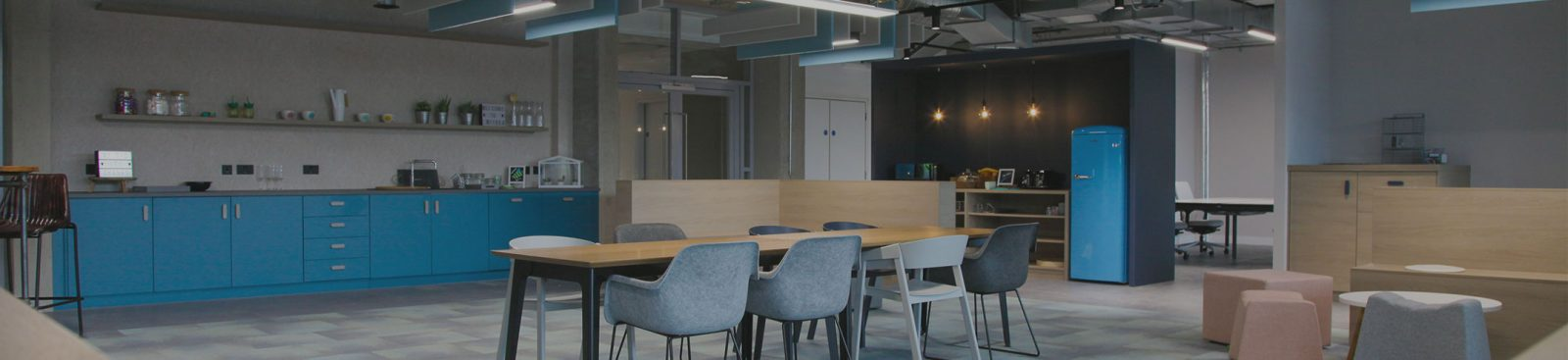 Diverse co-working spaces for Technology Solutions Organisation image