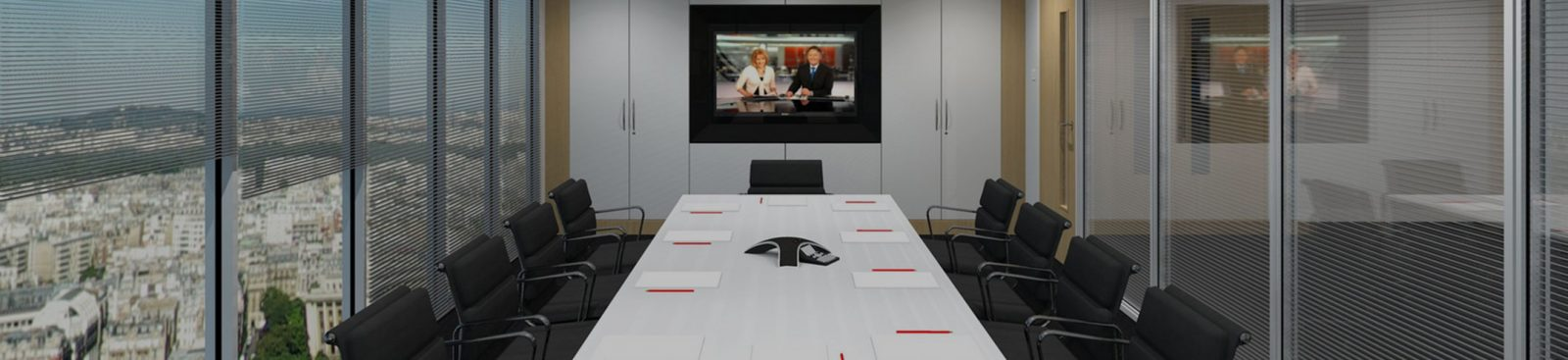 Conference room design: Important things to consider image