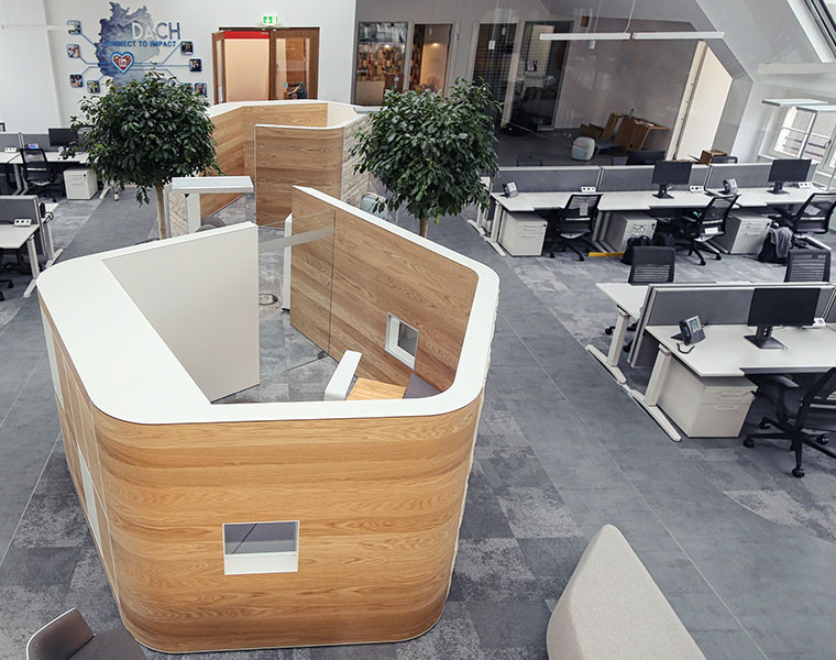 How to utilise space in an open plan office post thumbnail image