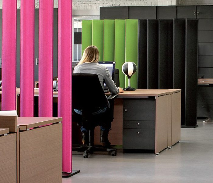 The ABCs of acoustics: how acoustic furniture improves focus in a noisy office Listing Thumbnail image