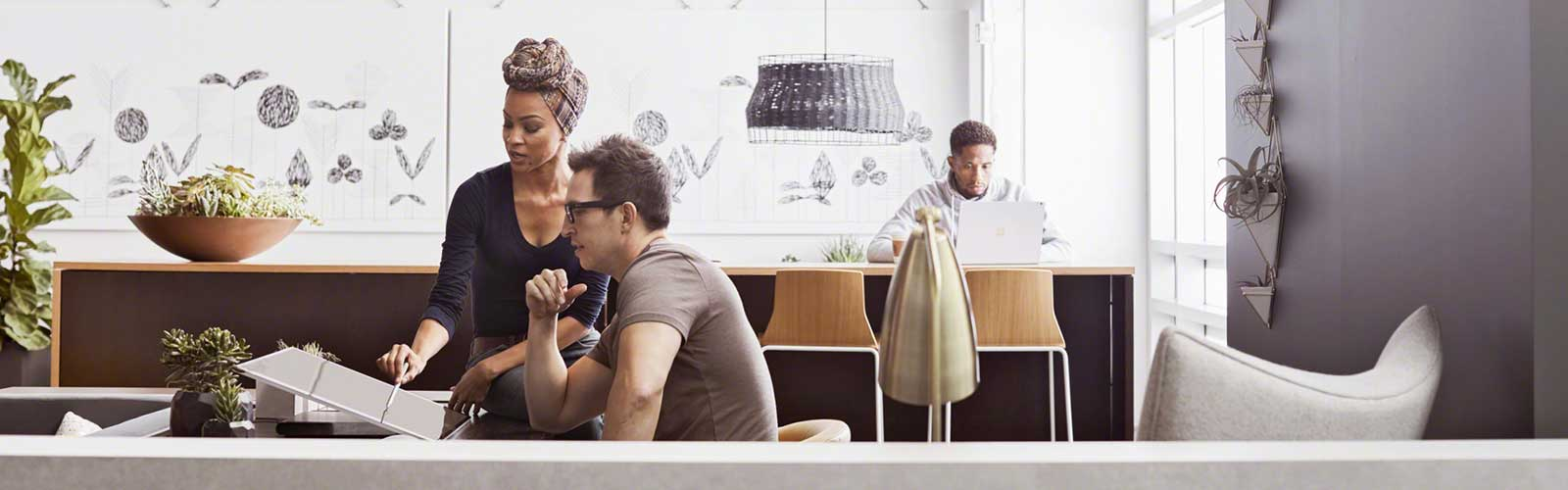 How social workspaces can help boost productivity and collaboration