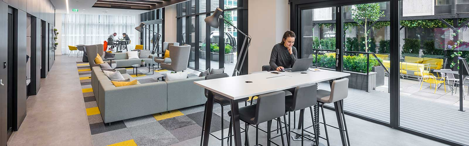 How do you design a coworking space?