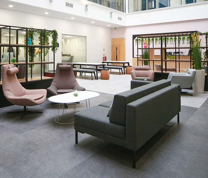 Diverse workspaces at the University of Manchester Innovation Centre Listing Thumbnail image