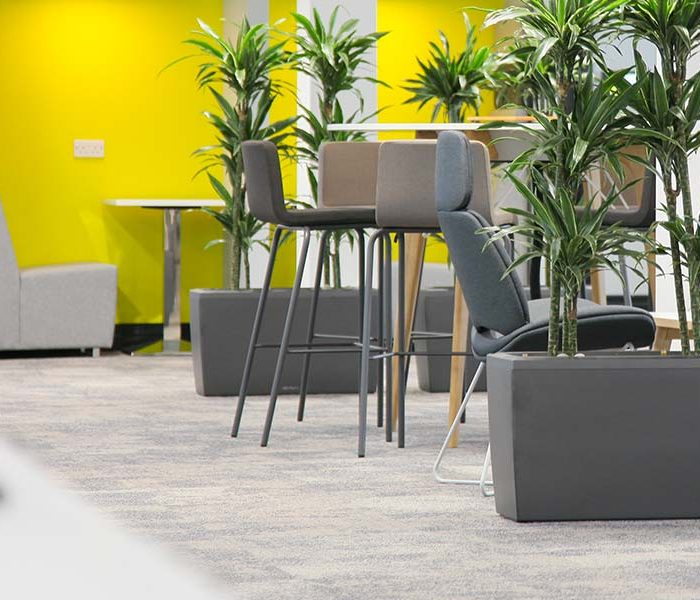 Office design and furniture to boost staff retention for M247 Thumbnail listing image