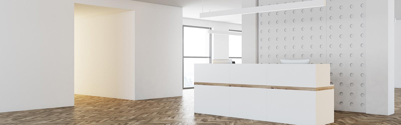 What is an office fit out and how does it differ from an office refurbishment?