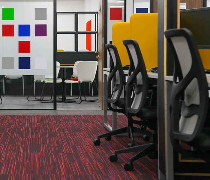 Furniture & fit out to accommodate growth at Pure Business Group Thumbnail listing image
