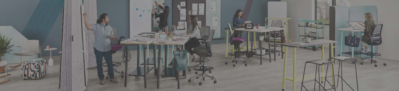Our experts on: Office interior design trends for 2020 image