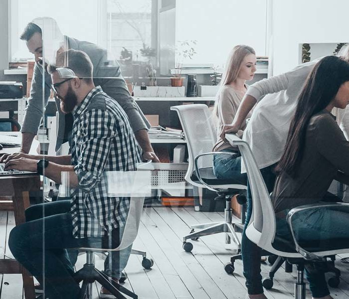 How hyper-collaboration is taking down the hierarchy Thumbnail listing image