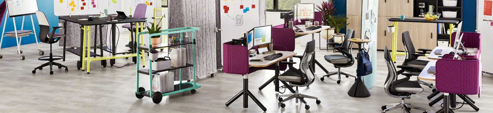 Portable furniture: the modern office is on the move image