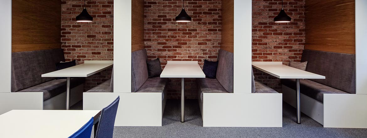 To booth or not to booth? Benefits for your workplace… post image image