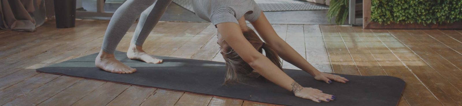 Gentle office yoga stretching with Erika Khanna image