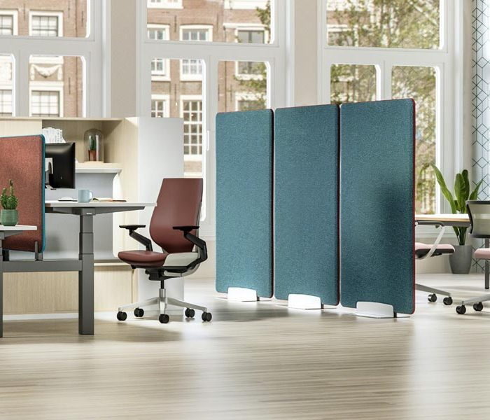 5 alternative space division solutions to plastic desk screens Listing Thumbnail image