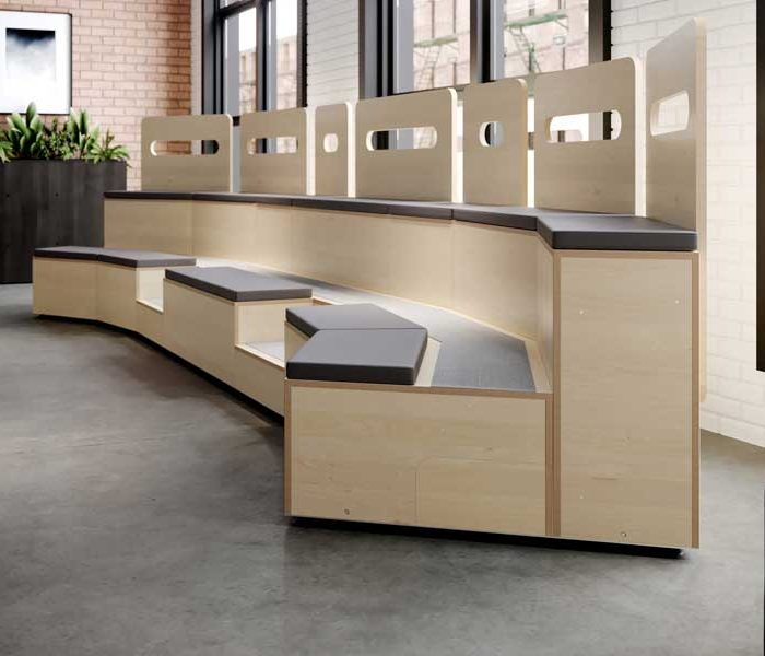 Behind the bleachers: exploring tiered seating in the office Thumbnail listing image