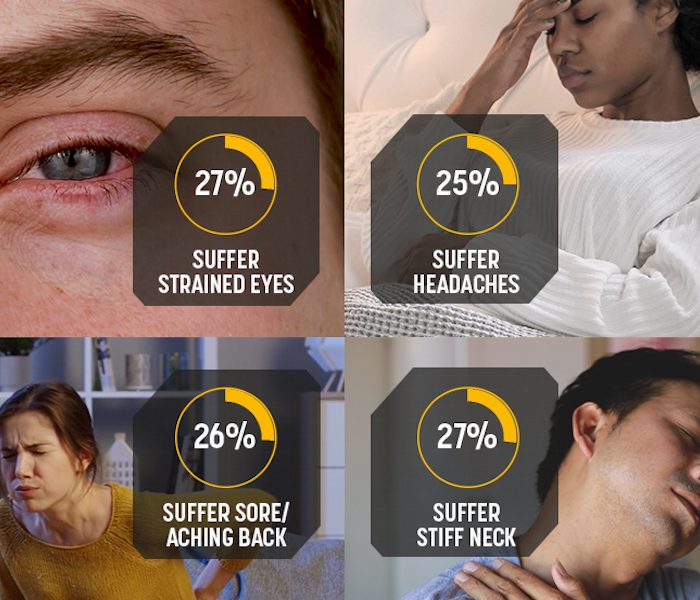 The stats are in from the Fellowes 'New Way of Working' report Listing Thumbnail image